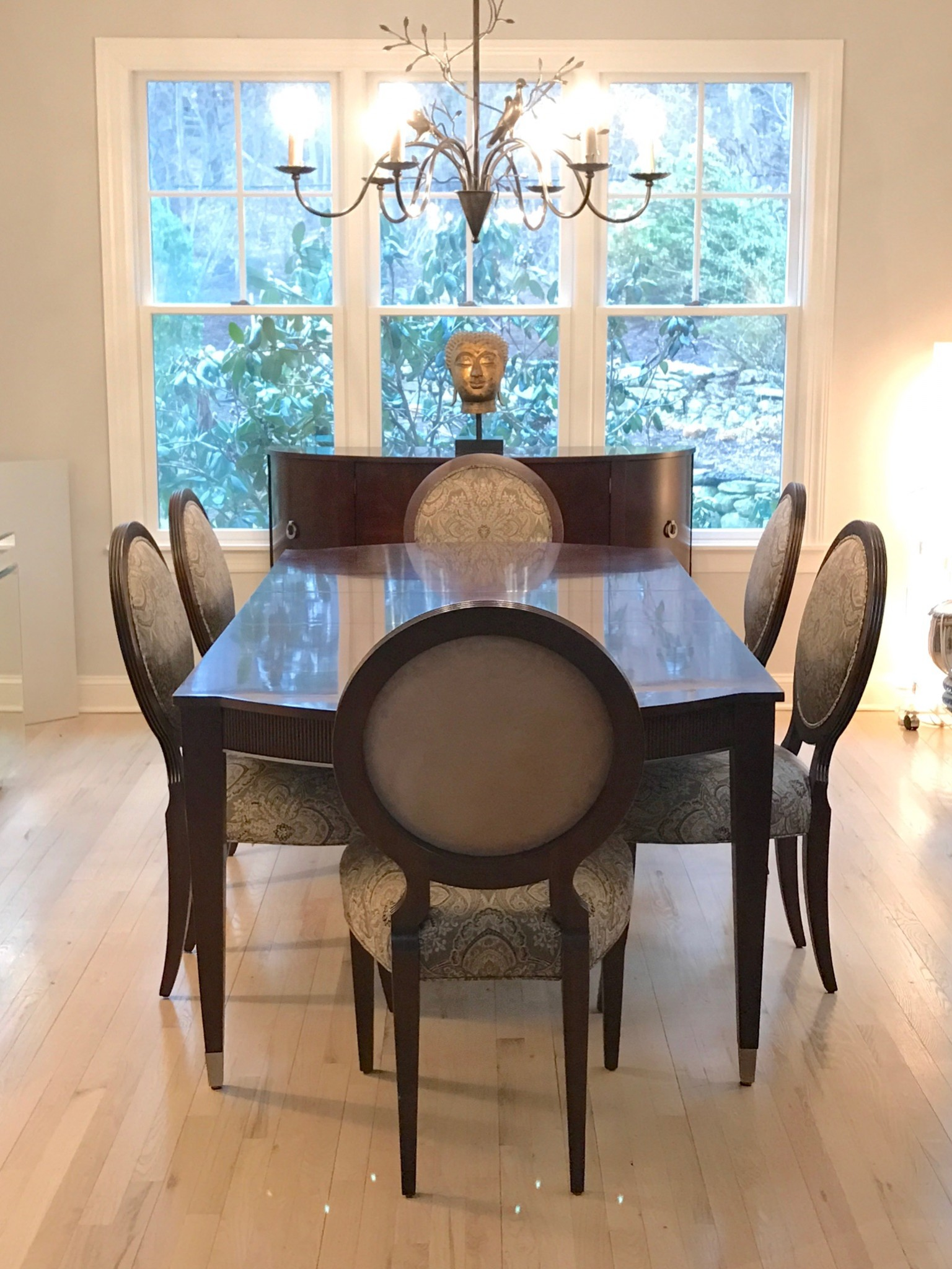 Ethan allen dining room furniture for sale at watercress for Ethan allen dining room