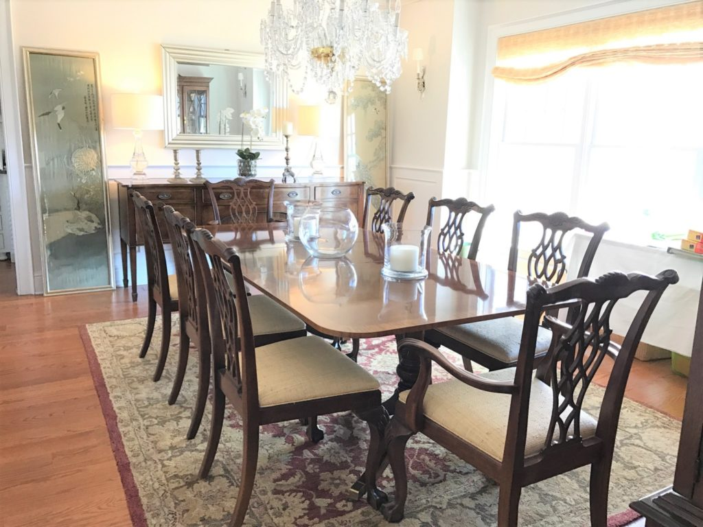 Dining Table Drexel Furniture History Heritage Outlet Norwalk Ct Moving Sale By Watercress Springs Estate Sales 3 17