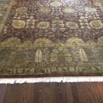 carpet-wool-hand-tied-cyprus-tree-border-9-x-12