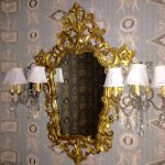 french-gilt-mirror-and-pair-of-petite-sconces3
