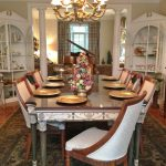 french-style-dining-table-with-parquet-top-with-8-upholstered-chairs