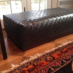 large-braided-leather-ottoman