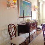mahogany-sideboard-set-of-st-james-minton-set-of-china1