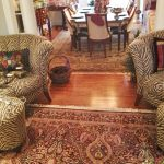 pair-of-zebra-settees-with-stools-newly-upholstered