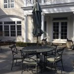 round-wrought-iron-tables-and-chairs