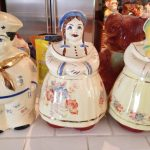 shawnee-cookie-jars-with-gold