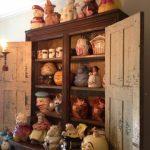 vintage-cookie-jar-collecion-over-100