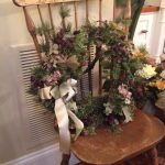 wooden-rocking-chair-and-xmas-decor