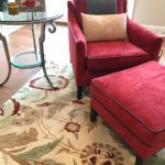mitchell-gold-chair-and-ottoman-and-wool-carpet