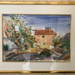 watercolor-signed-jose-de-creeft-approx-24-x-20