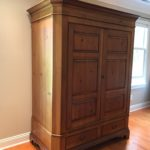 Armoire Cabinet Purchased at James Dew Guilford