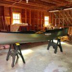 Almost New Canoe 2