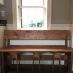 Bench In Pine Handmade By Furniture Maker In Millbrook Ny 54l X 16d