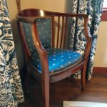 Charming Antique Corner Chair
