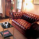 Petite Chesterfield Sofa