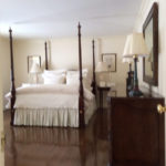 Queen Size Four Poster Bed And Mattress