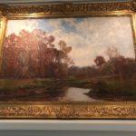 William Merritt Post Painting