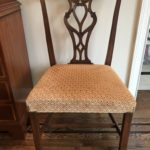 Set Of 10 Dining Chairs THEY ARE SLIPCOVERED IN DINING TABLE PHOTO