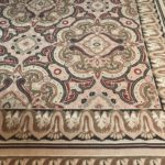 Wool Aubusson Carpet 10 X 14