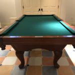 Brunswick Pool Table The Contender 8 Ft