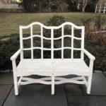 Garden Benches In White (several )