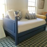PAIR Of Blue Beds By MAINE COTTAGE TWINS