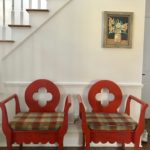 Pair Of Side Chairs (2)