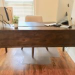 Crate And Barrel Desk And Chair