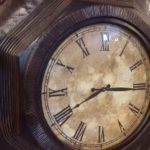 Decorative Octogonal Clock