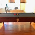 Hamilton And Tucker Billiard Table