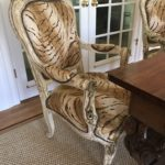 Pair Of Large French Parlor Chairs