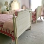 Pair Of Twin Ethan Allen Beds