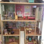 5ft High Doll House And Many Girls ITems, Toys, Cloths, Books And MORE