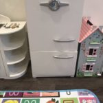 Childrens Kitchen Appliances, Including Quality Stove, Fridge And Washer And Dryer