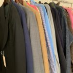 Selection of Mens Designer Clothing - Outerwear, Shoes 11 and 12, XL Suit Jackets, Cashmere , More