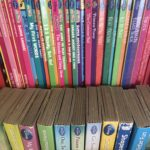 Many Childrens Books And.......