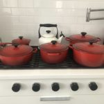 Much Red Le Creuset