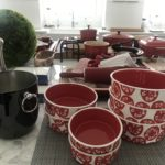 Much Red Le Creuset (2)