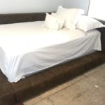 Queen Size Italian Tufted BED!