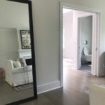 Tall Bevelled Mirror