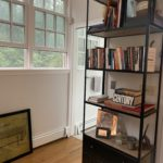 Industrial Style And Wood Shelving Unit 7ft X 32 X 16