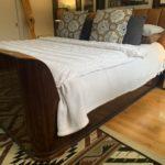 Ralph Lauren King Size Bed