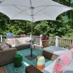 Restoration And Lillian August Woven Outdoor Furn.