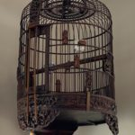 Handcrafted Birdcage From Hong Kong Travel