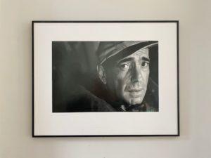 Photograph of Humphrey Bogart
