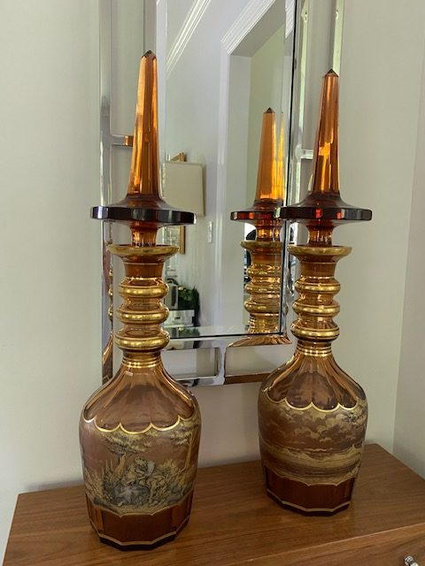 Pair Of French Vases